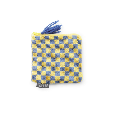 St. Ives Chequerboard Purse