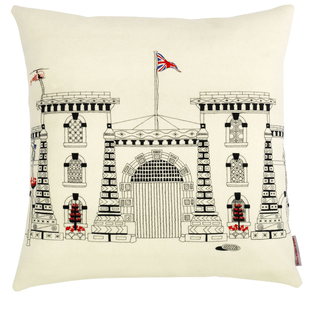 Wandsworth cushion