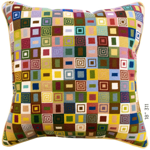 "18"" Geometric Cushion (311)"