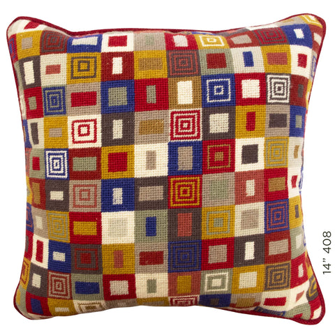 "14"" Geometric Cushion (408)"