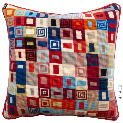 "14"" Geometric Cushion (409)"