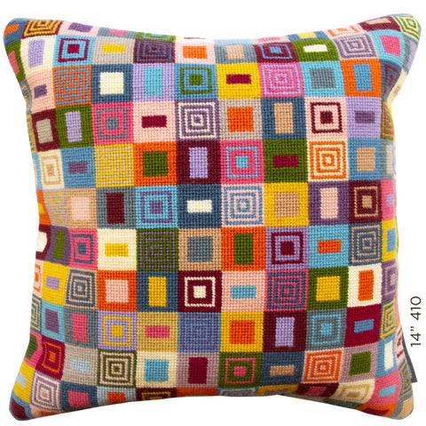 "14"" Geometric Cushion (410)"