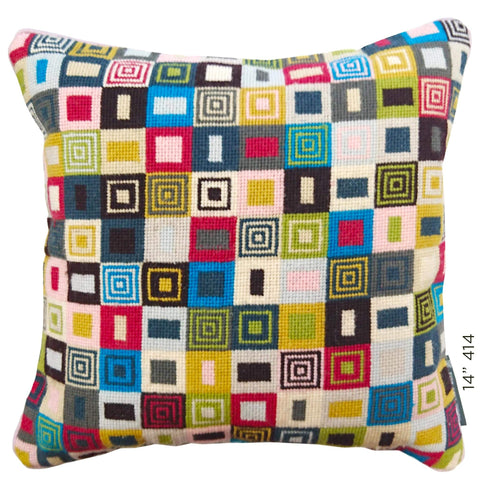 "14"" Geometric Cushion (414)"