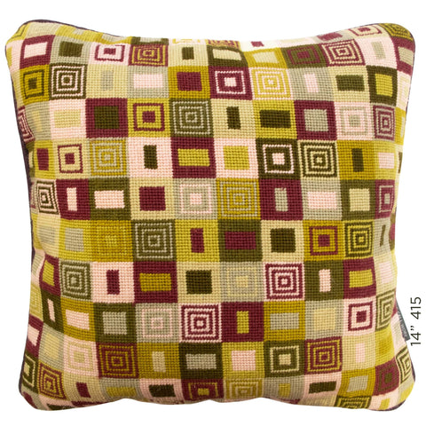 "14"" Geometric Cushion (415)"