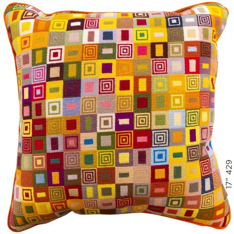 "17"" Geometric Cushion (429)"