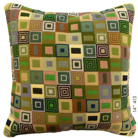 "14"" Geometric Cushion (413)"
