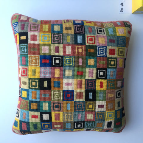 "14"" Geometric Cushion (301)"