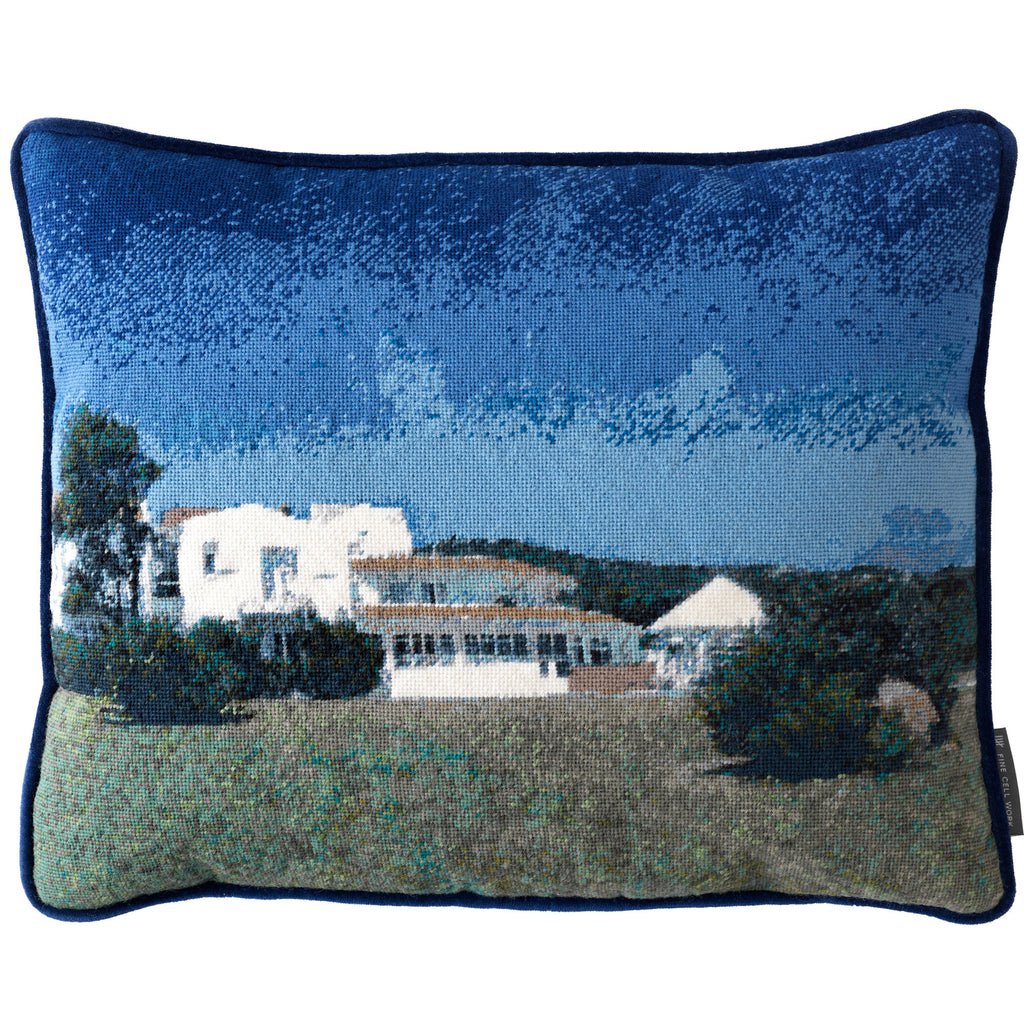Commission your house as a cushion