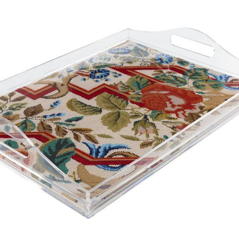 Kit Kemp's 'Antique Tapestry' Tea Tray