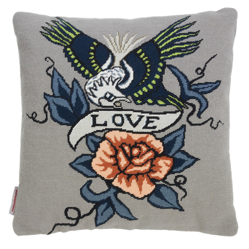 Love Eagle cushion - Small