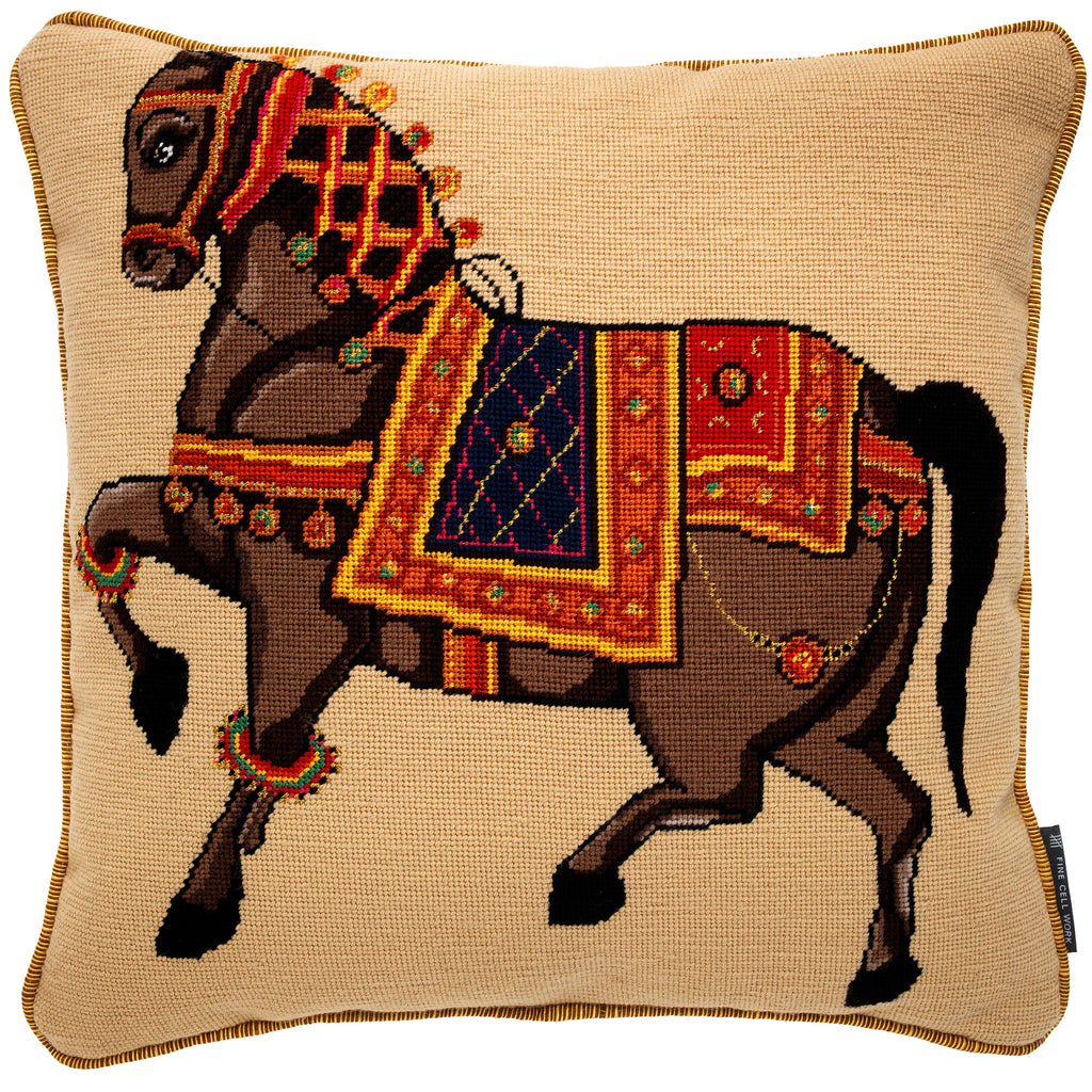 Indian Horse cushion