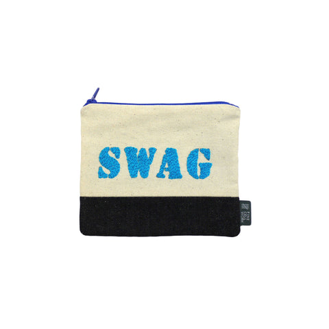 Swag Purse - Blue