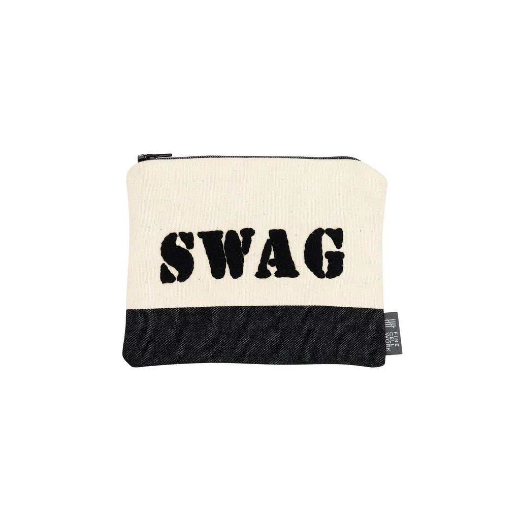 Swag Purse Black*