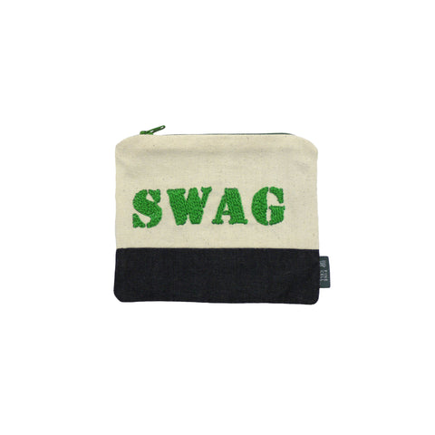 Swag Purse - Green