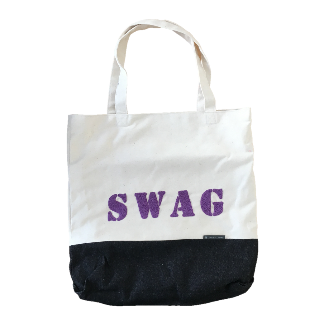 Swag Bag - Purple