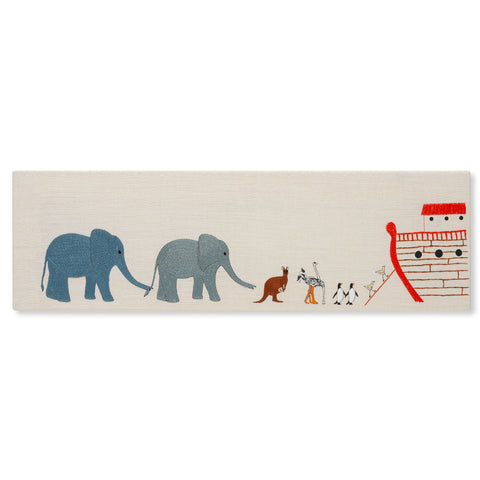 Noah's Ark Wall Hanging