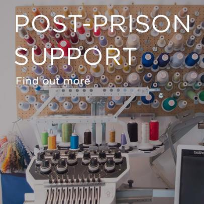 Post-prison Support | Fine Cell Work