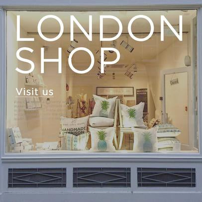 Pop-up 41 Pimlico Road London Shop | Fine Cell Work
