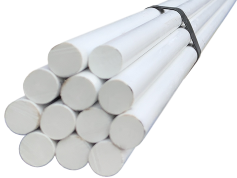 "Fiberglass Drowner Rods - 8' x 1/2"" SunGuard™ II"