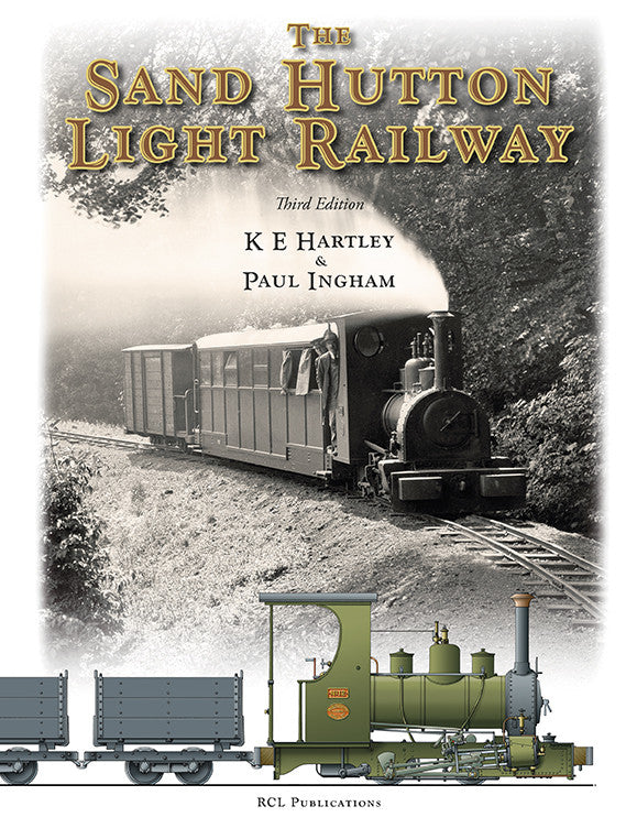 RCL Publications Sand Hutton Light Railway