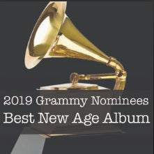The 2019 Grammy Award for Best New Age Album Nominees...
