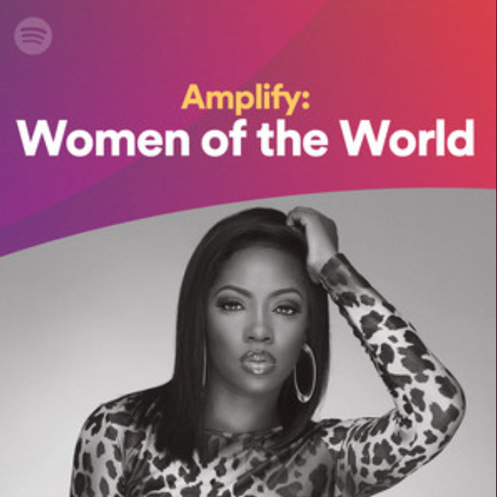 Amplify: Women of the World | Spotify Playlist