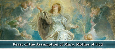 Feast of the Assumption of Mary, Mother of God - Spotify Playlist
