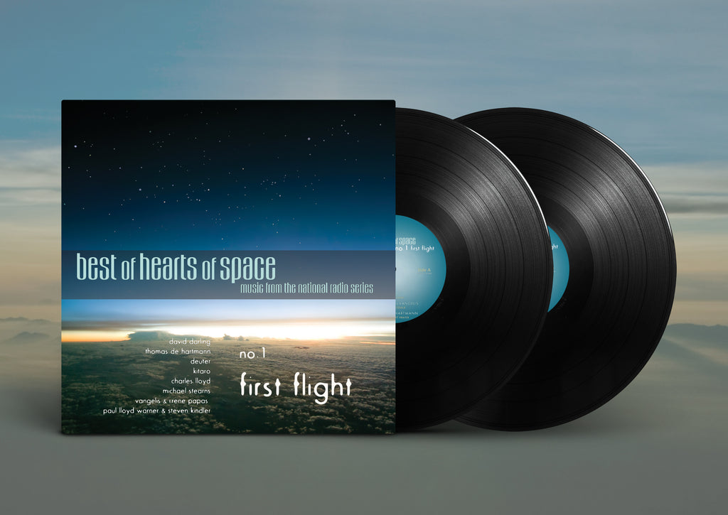"Announcing ""Best of Hearts of Space, No. 1 - First Flight"" Vinyl Pre-Orders"