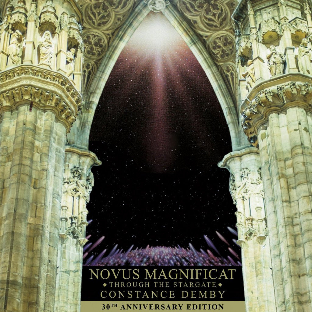 "Constance Demby's ""Novus Magnificat: Through the Stargate 30th Anniversary Edition"""