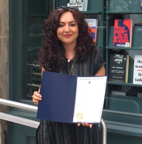 Mahsa Vahdat Day Proclaimed in Pittsburgh, Pennsylvania by Mayor William Peduto