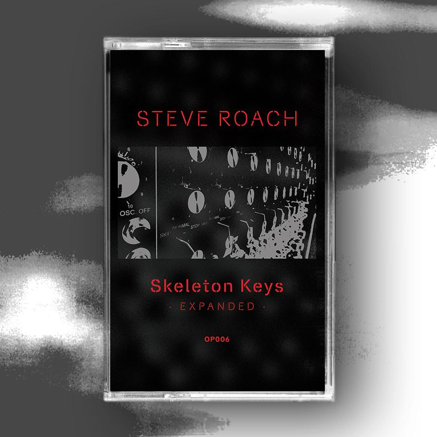 "Steve Roach's Expanded ""Skeleton Keys"" Gets Limited Edition Cassette Release"