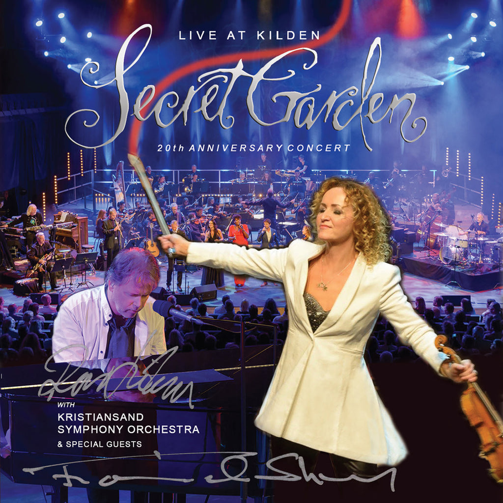 Secret Garden - Live at Kilden: 20th Anniversary Concert
