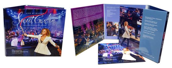 Secret Garden - Live at Kilden: 20th Anniversary Concert (DVD)