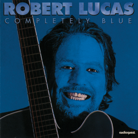 Robert Lucas - Completely Blue