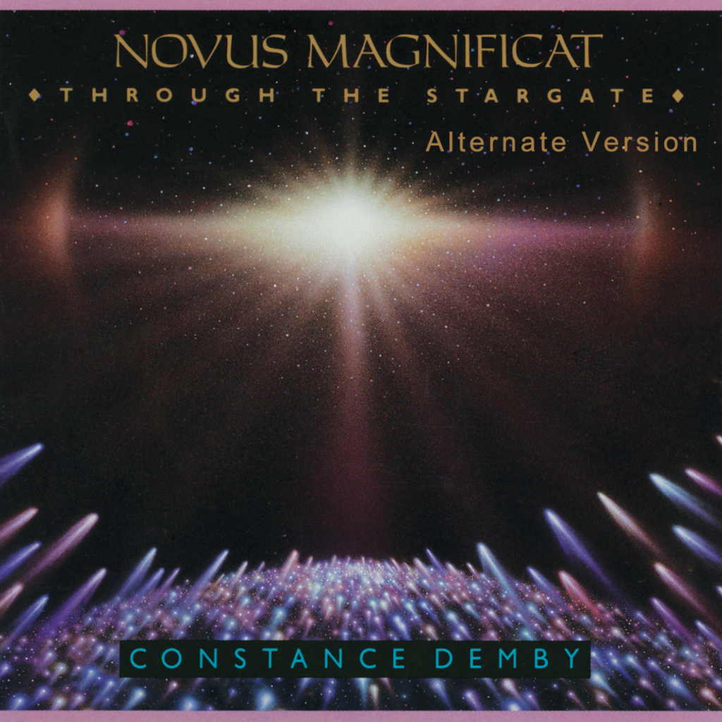 Constance Demby - Novus Magnificat: Through the Stargate (Alternate Version)