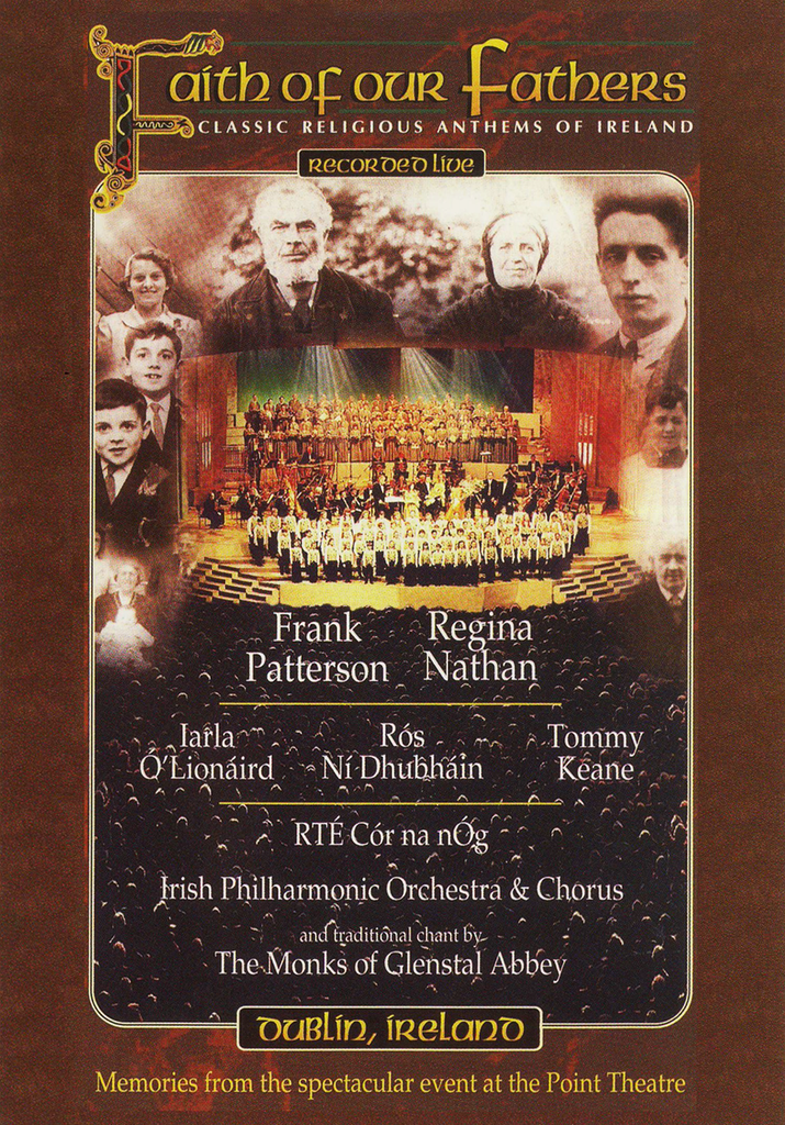 Various Artists - Faith of our Fathers: Classic Religious Anthems of Ireland