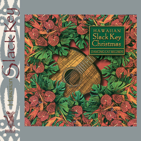 Various Artists - Hawaiian Slack Key Christmas