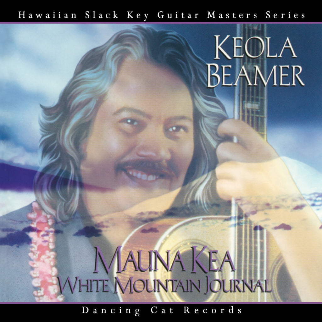 Keola Beamer - Mauna Kea (White Mountain Journal)