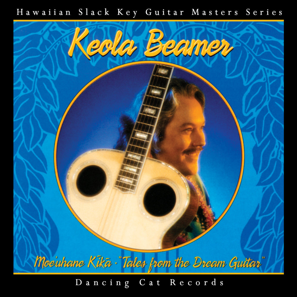 Keola Beamer - Moe'uhane Kika (Tales from the Dream Guitar)