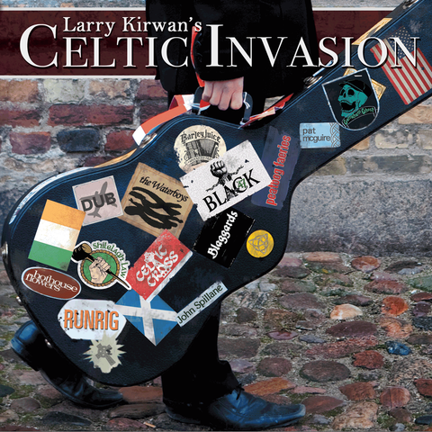 Various Artists - Larry Kirwan's Celtic Invasion