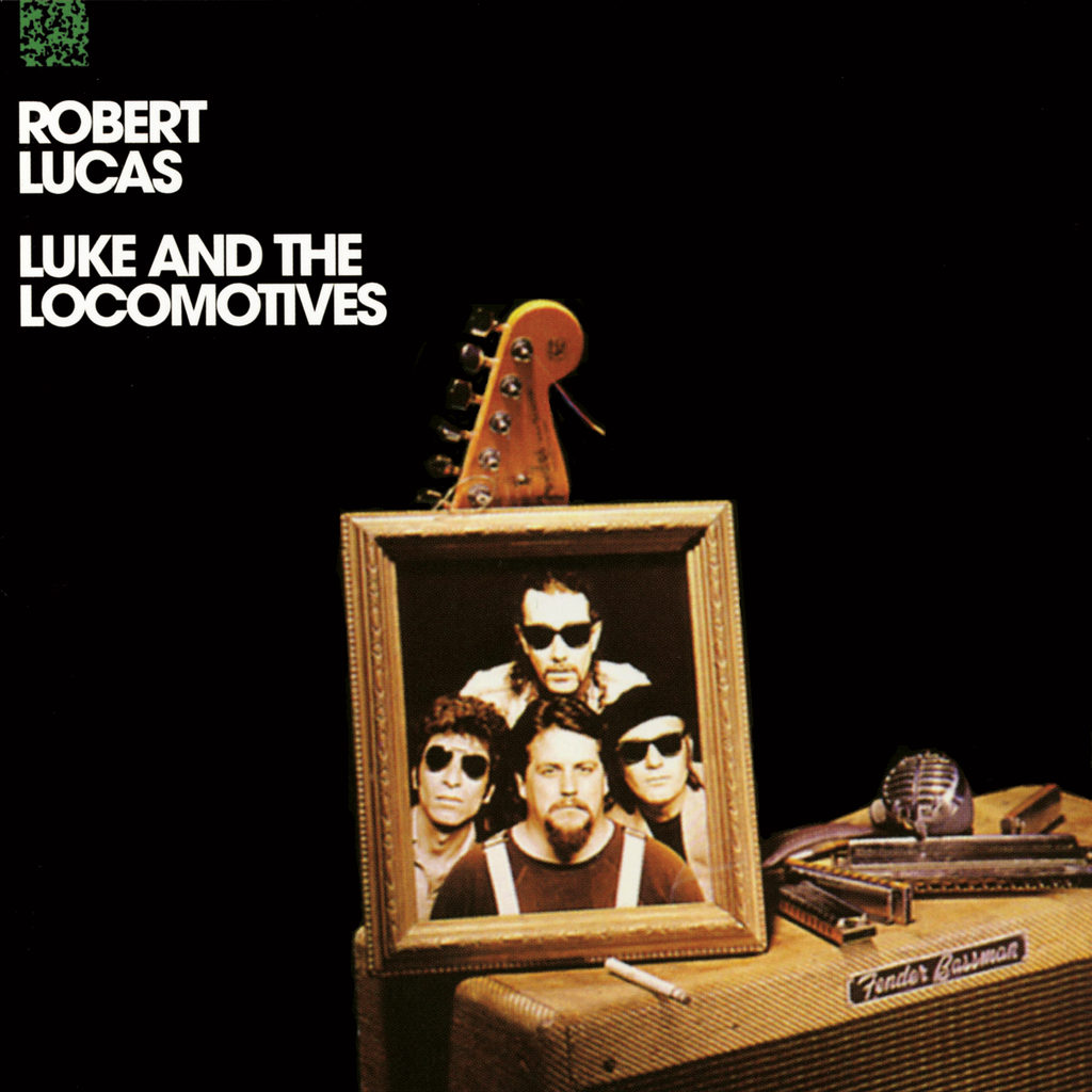 Robert Lucas - Luke and the Locomotives