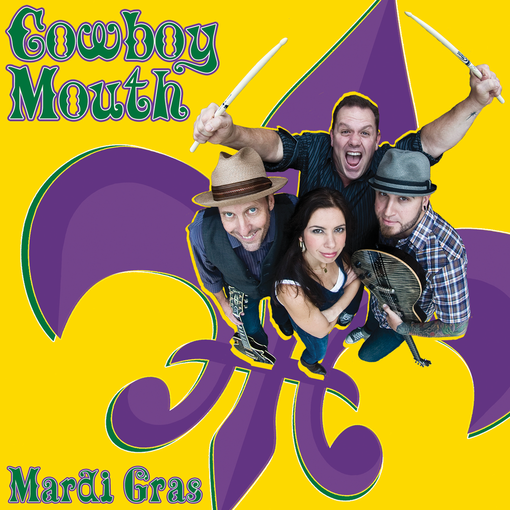 Cowboy Mouth - Mardi Gras