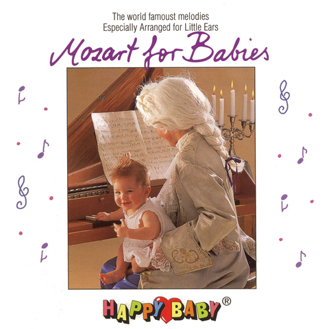 Happy Baby - Mozart for Babies