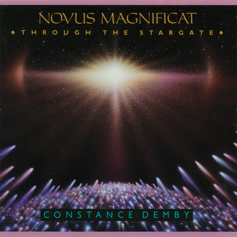 Constance Demby - Novus Magnificat: Through the Stargate