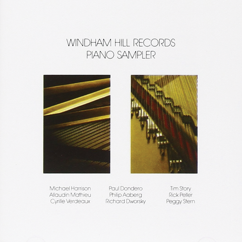 Various Artists - Windham Hill Piano Sampler