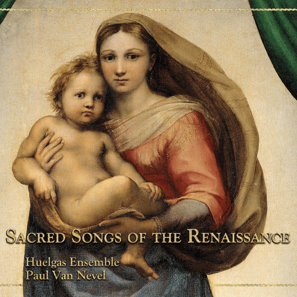 Huelgas Ensemble - Sacred Songs of the Renaissance