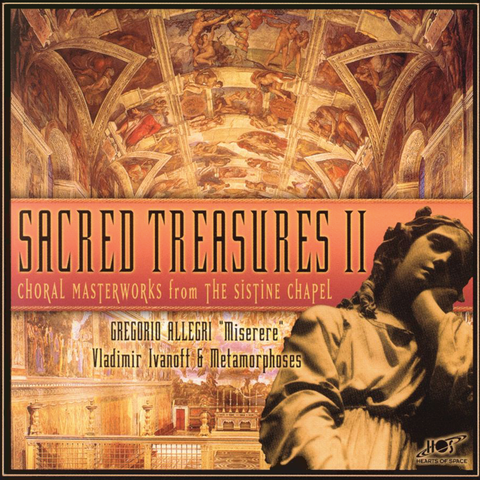 Osnabruck Youth Choir - Sacred Treasures II: Choral Masterworks from the Sistine Chapel
