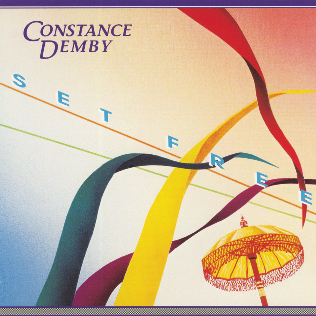 Constance Demby - Set Free