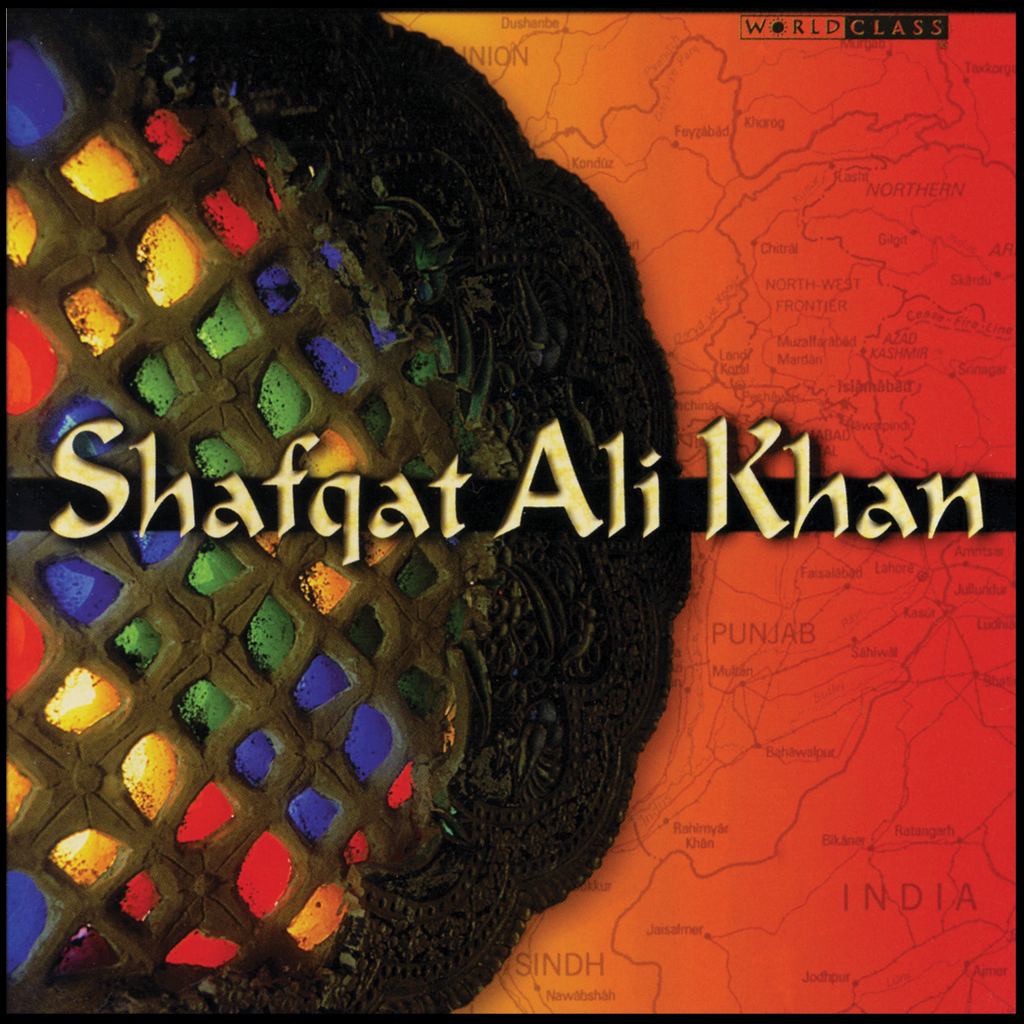 Shafqat Ali Khan - Shafqat Ali Khan