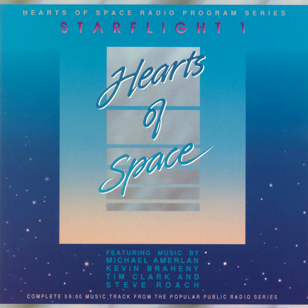 Various Artists - Hearts of Space Radio Program Series: Starflight 1